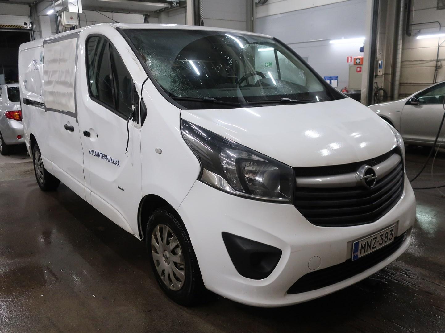 2016 Opel Vivaro For Sale At Espoo On Tuesday February 04 2020