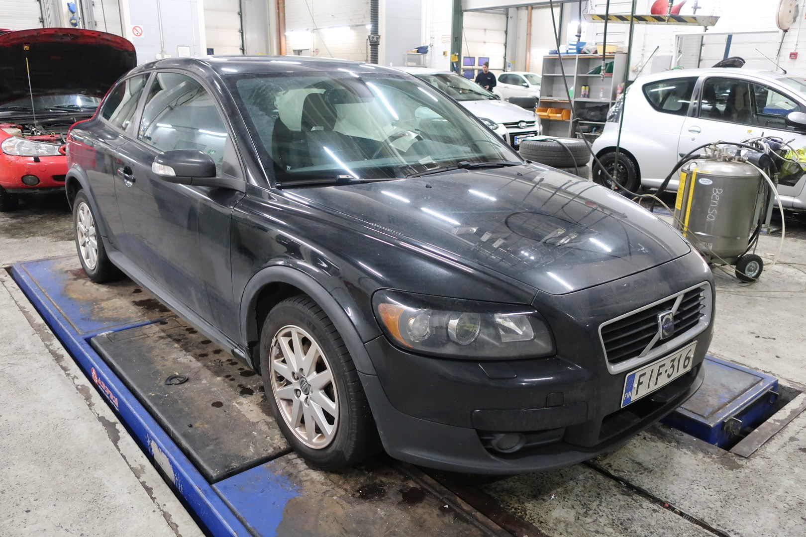 Volvo C30 For Sale >> 2007 Volvo C30 For Sale At Espoo On Tuesday November 26