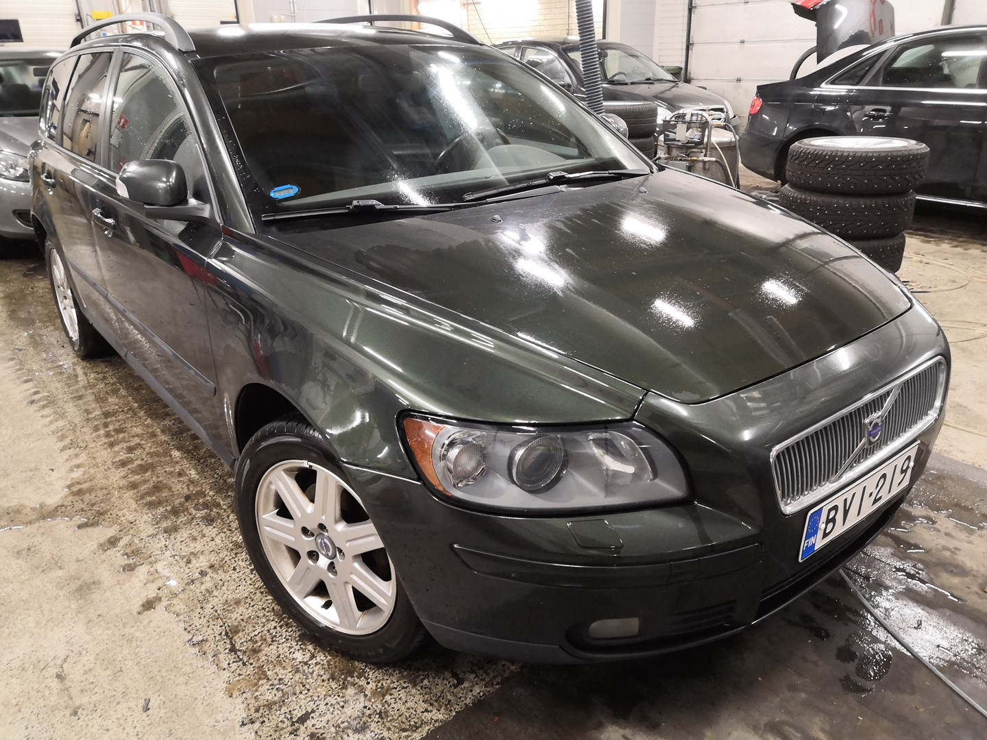 Volvo C30 For Sale >> 2007 Volvo V50 For Sale At Espoo On Tuesday December 10