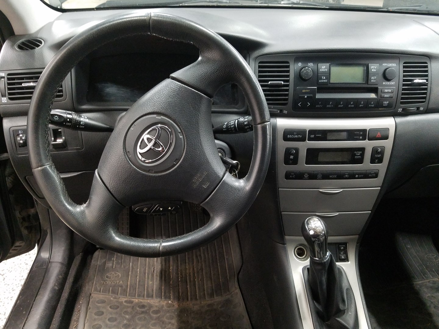 Photos for 2003 TOYOTA COROLLA | Auction at Espoo on Tuesday, August 11,  2020 - Copart Finland